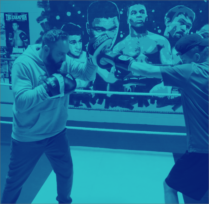 Individual and Group Boxing Classes