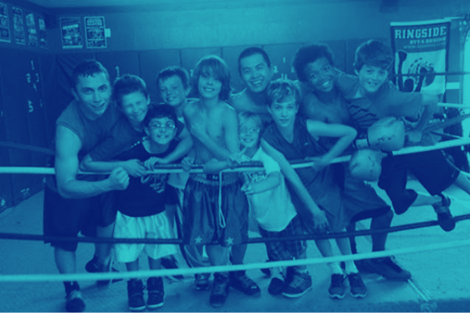 youth boxing details